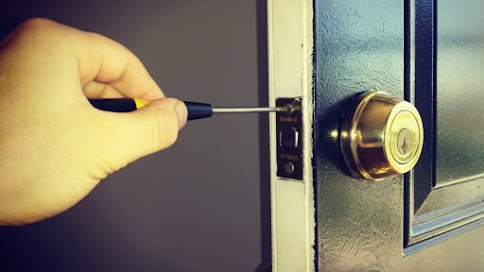 Willing to replace a lock in your house?